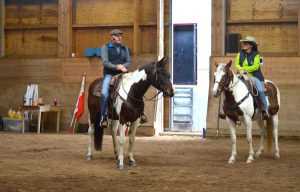 Reitkurs: Grundausbildung von Pferd und Reiter in Anlehnung an die klassisch-kalifornische Tradition
