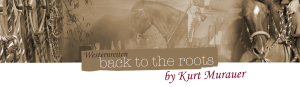 Home Westernreiten - back to the roots by Kurt Murauer